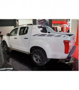 BARRA STYLING CHEVROLET DMAX 2015 ADEL